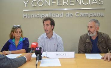 El Municipio becará a deportistas de alto rendimiento