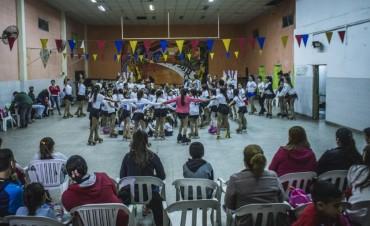 Hoy habrá una gran Gala de Patín, de alumnas de la Escuela Municipal de Deportes