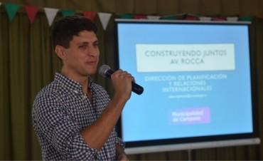 Observatorio de Comercio Internacional promueve estrategia de desarrollo para Campana