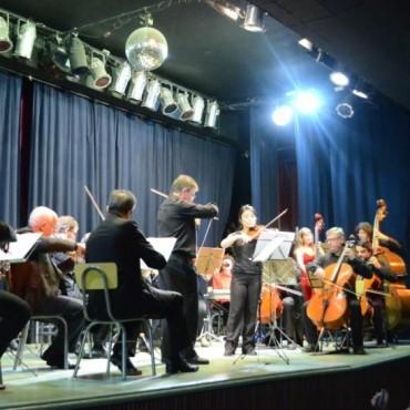 Con dos shows, la comunidad disfrutó este fin de semana de la música clásica