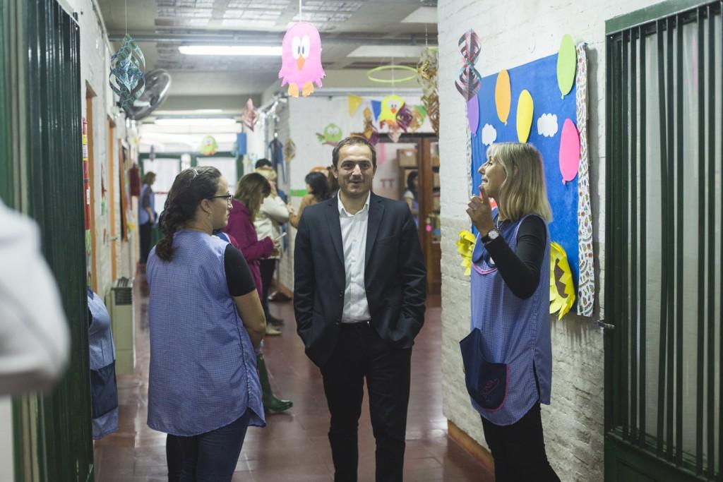 El Intendente participó del 30° aniversario del jardín de infantes N° 914