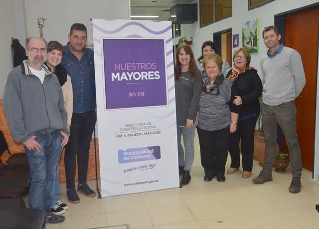 El Municipio impulsa distintas propuestas gratuitas para los adultos mayores