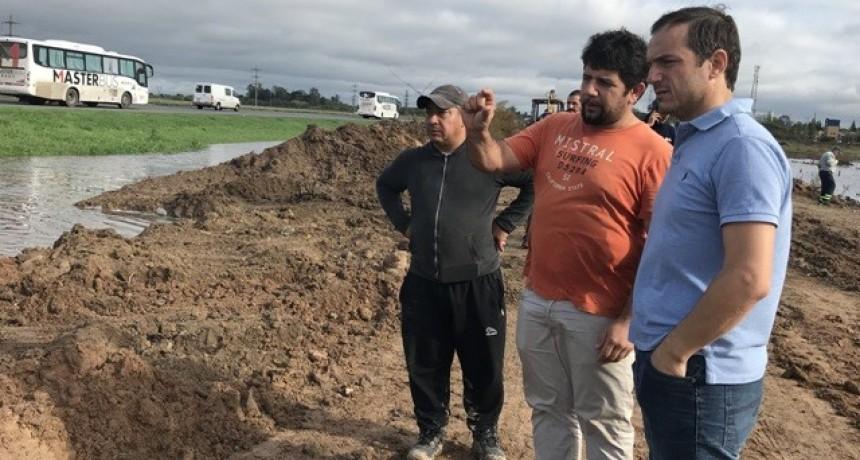 El Municipio realiza trabajos preventivos en San Cayetano