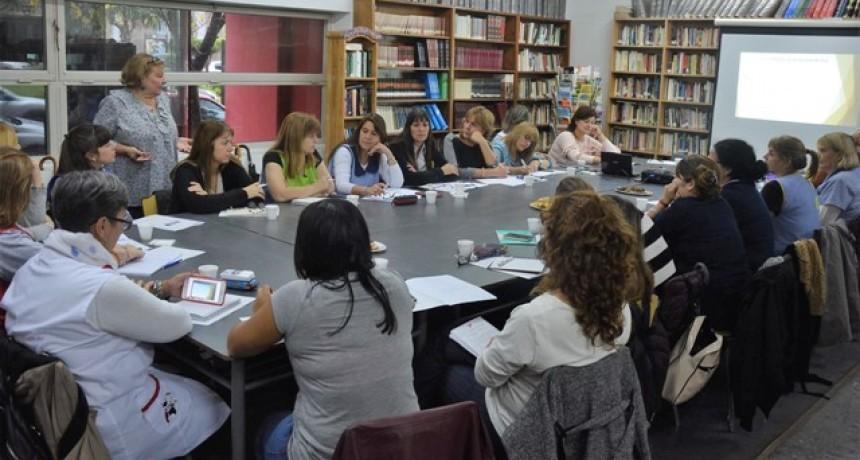 Gestión de conflictos: docentes comenzaron los mini-tramos de capacitación