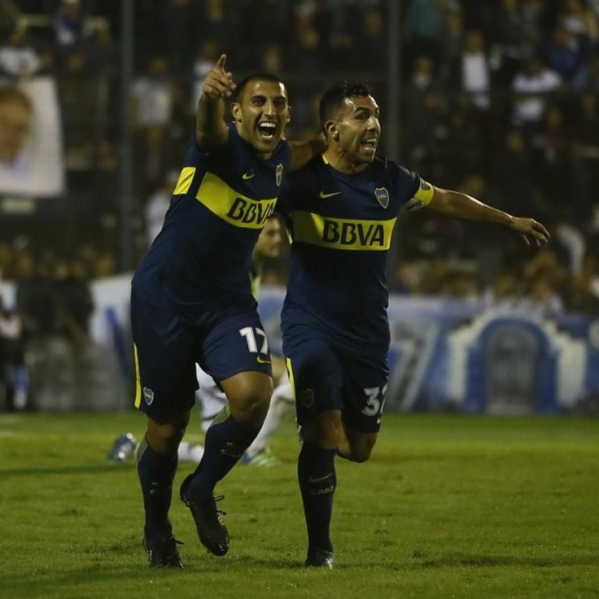 Boca Juniors igualó con Gimnasia y Esgrima de La Plata y es bicampeón del fútbol argentino