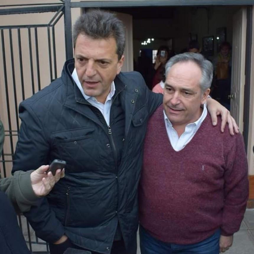 Juan Ghione: el Frente Renovador sigue vivo y la relaciòn con Colella es cordial