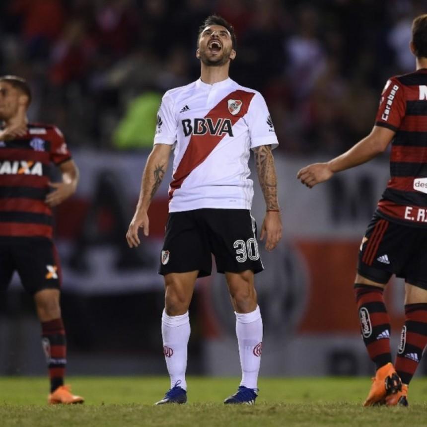 River empató con Flamengo y clasificó como primero de su grupo
