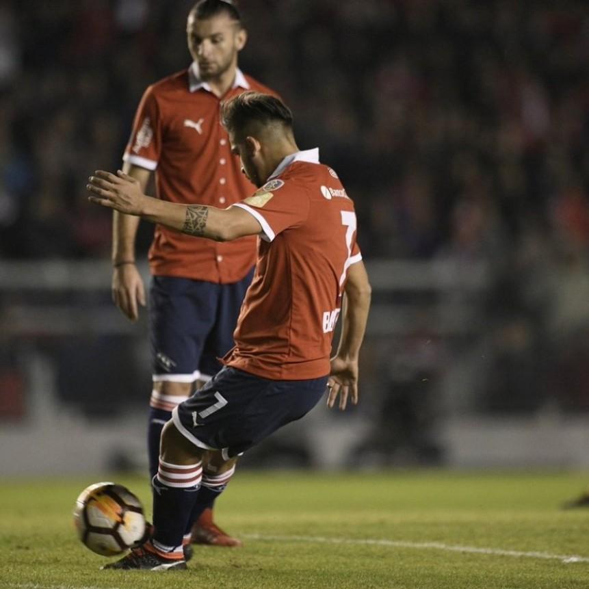 Independiente derrotó a Deportivo Lara y clasificó a octavos  de final de la Copa Libertadores