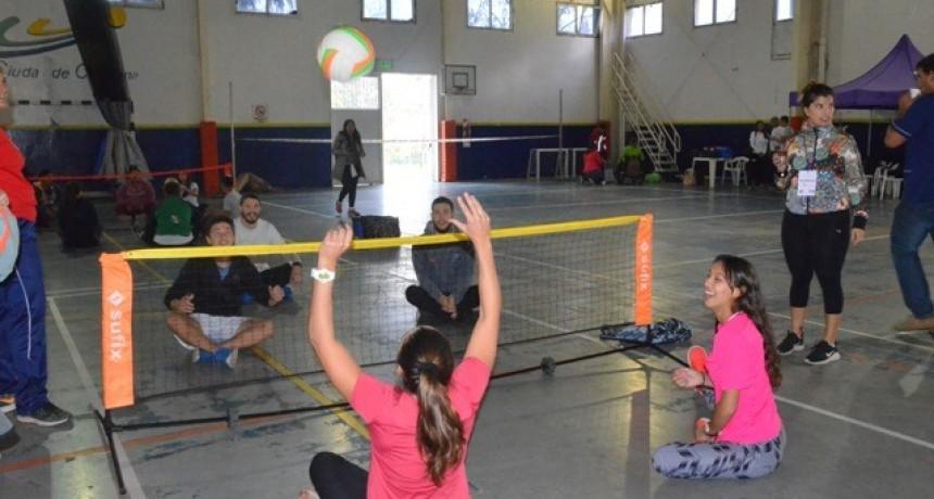 """Campana fue sede de la primera """"Expo Deportes adaptados"""" de la Provincia"""