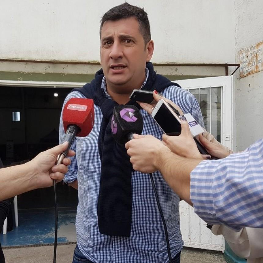 """Marcos Bongiovanni: """"El Municipio trabaja fuertemente en la inclusión"""""""