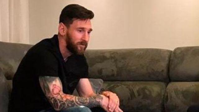 Lionel Messi: Argentina no es el mejor Seleccionado del mundo