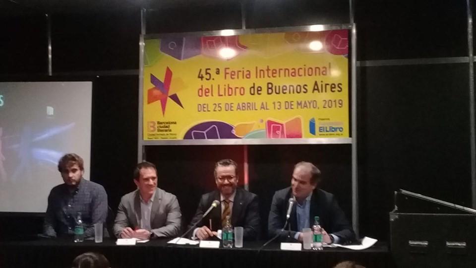 """45º Feria Internacional del Libro: """"Fundación Barça y Fundación Leo Messi uniendo fuerzas para la inclusión social a través del deporte en Rosario"""""""