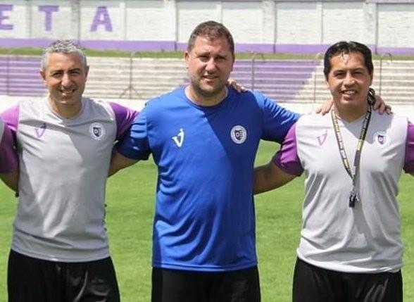 Walter Otta rescindió su contrato con Villa Dálmine