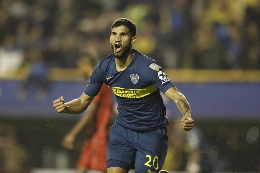 Ganó Boca Juniors y clasificó a octavos de final como primero de su grupo