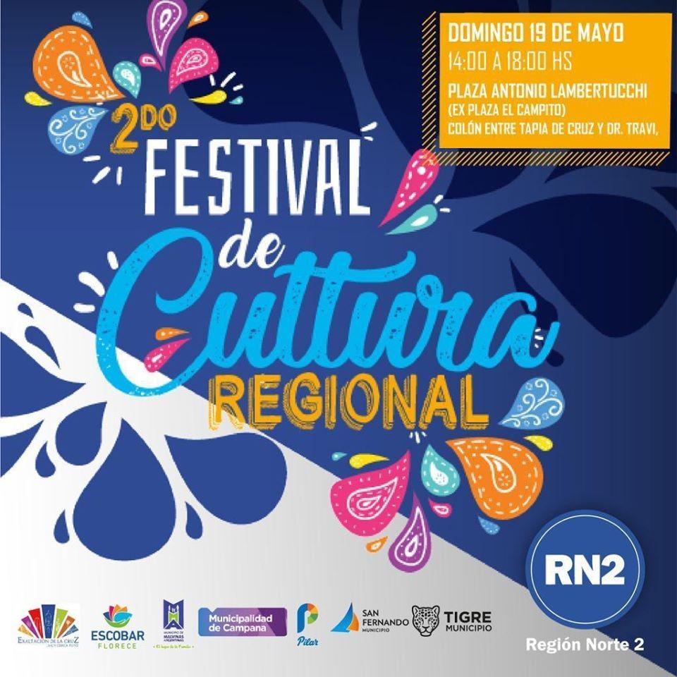 Campana participará del 2° Festival de Cultura Regional