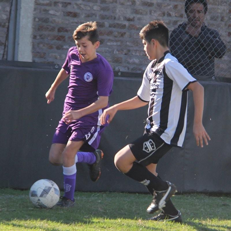 Infantiles – Torneo AFA: 2° Fecha vs Deportivo Riestra