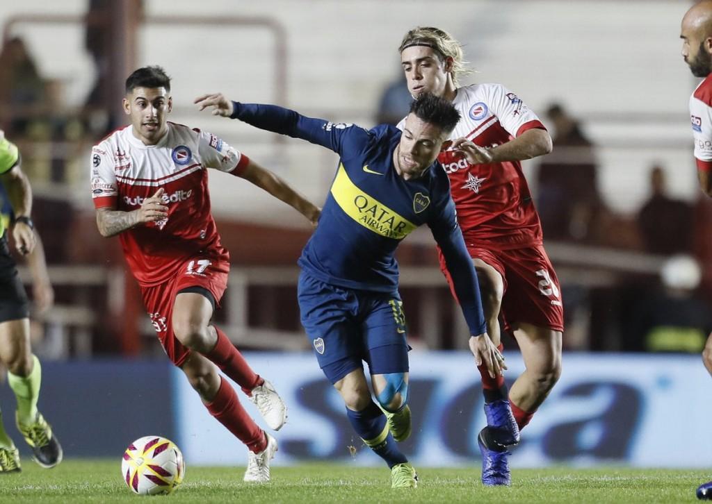 Boca Juniors y Argentinos Juniors no se sacaron ventaja y todo se definirá en el partido de vuelta