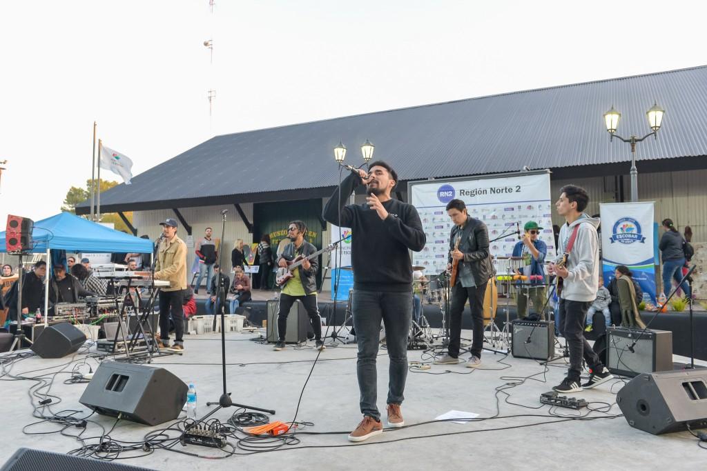 Campana fue parte del 2º Festival de Cultura Regional