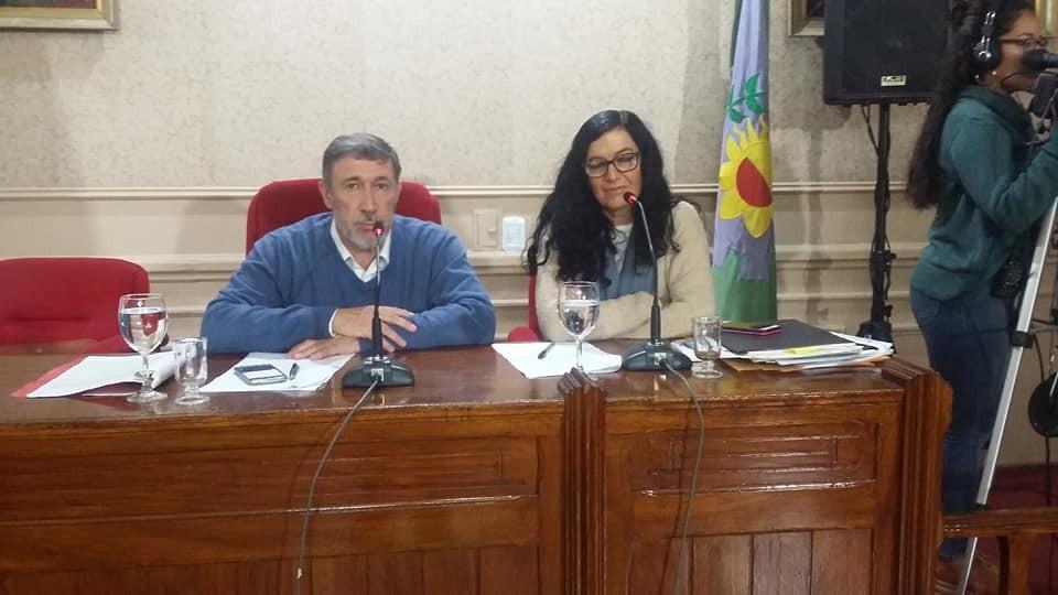 Se realizaron las sesiones extraordinaria y especial del Honorable Concejo Deliberante
