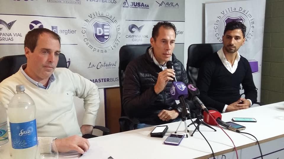 Lucas Bovaglio: nuestro primer objetivo es conformar un plantel competitivo
