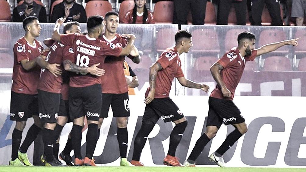 Independiente de Avellaneda busca el pase a octavos de final de la Copa Sudamericana