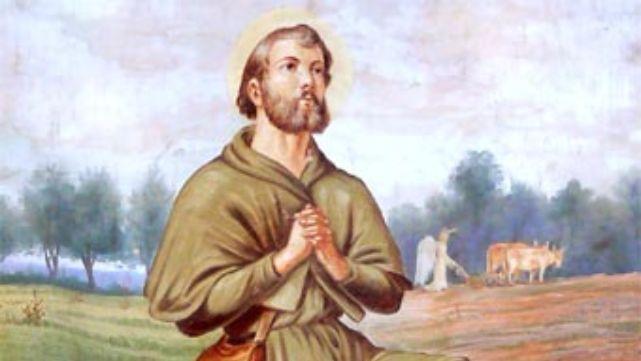 La iglesia recuerda hoy a San Isidro Labrador