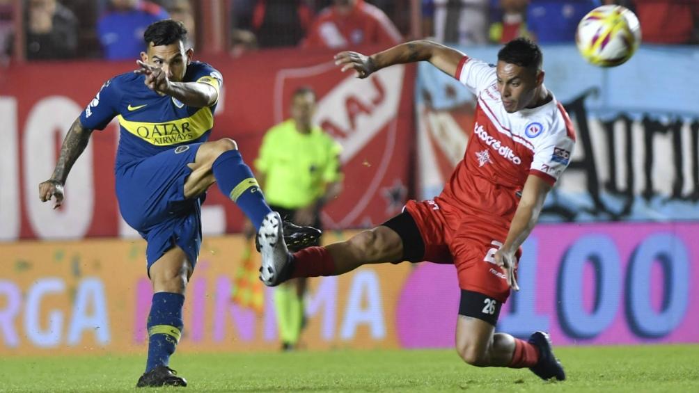 Tello dirigirá la revancha entre Boca Juniors y Argentinos Juniors