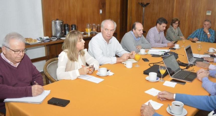 Se llevó a cabo una nueva reunión de la Agencia de Desarrollo Campana