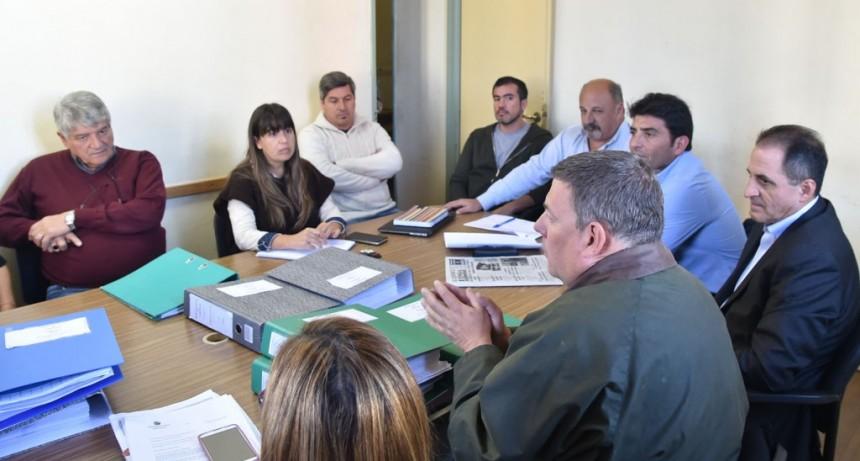 El equipo de Hacienda brindó información sobre la Rendición de Cuentas 2018