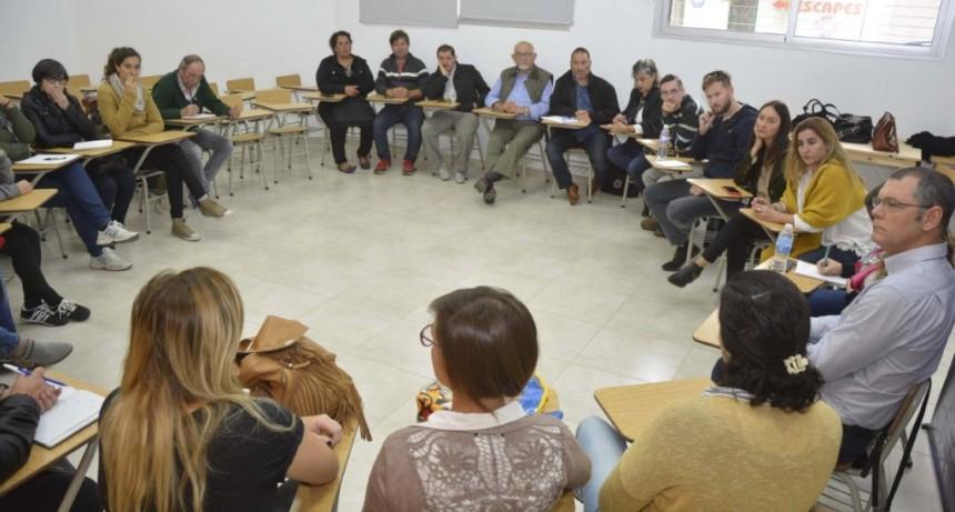 Cooperativistas participaron de una capacitación gratuita