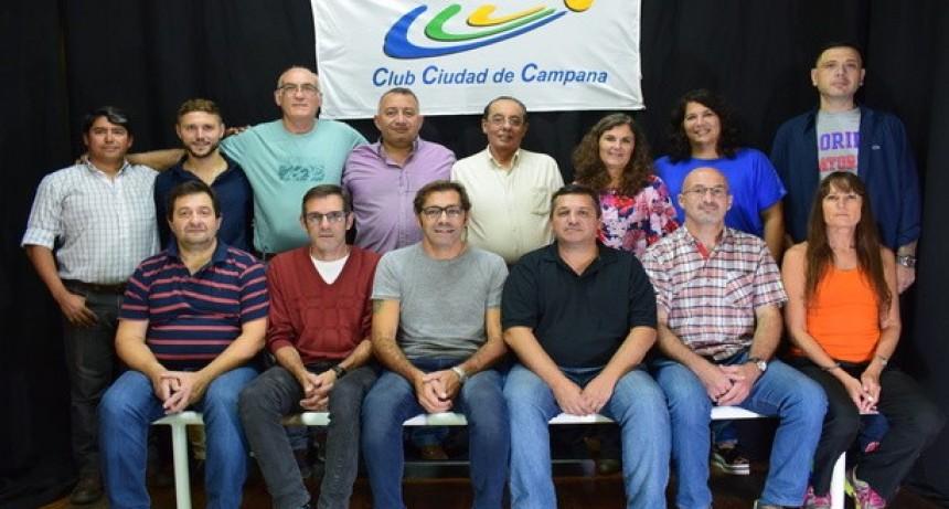 Roberto Pérez: buscamos optimizar la gestión desde lo deportivo y cultural