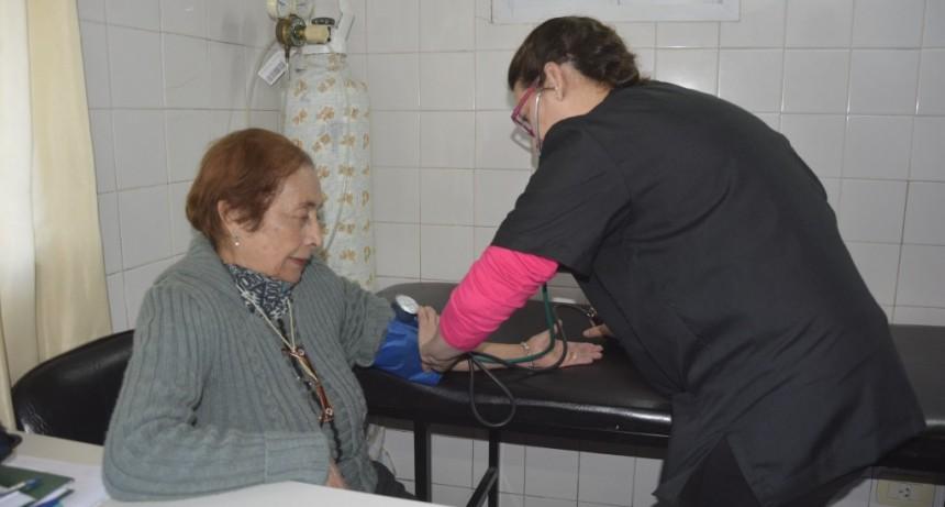 Exitosa jornada de concientización por el Día Mundial de la Hipertensión Arterial