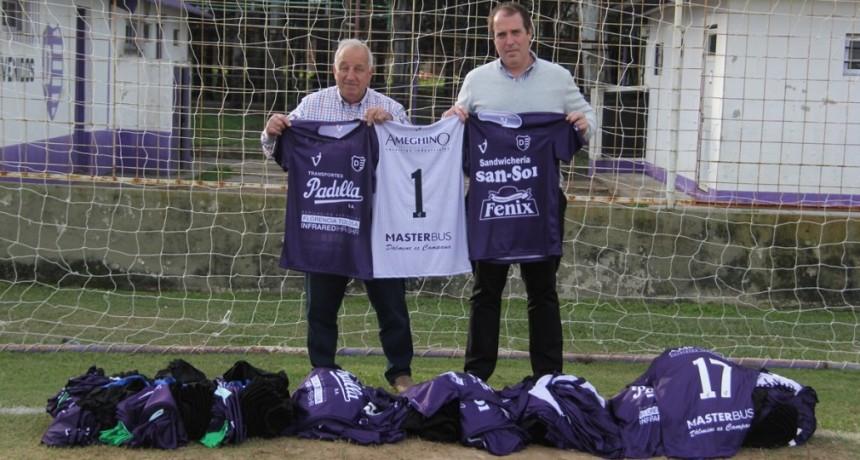 Inversión de indumentaria para el fútbol amateur