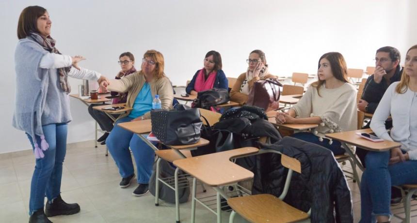 Profesionales de la salud participaron de una capacitación sobre autismo