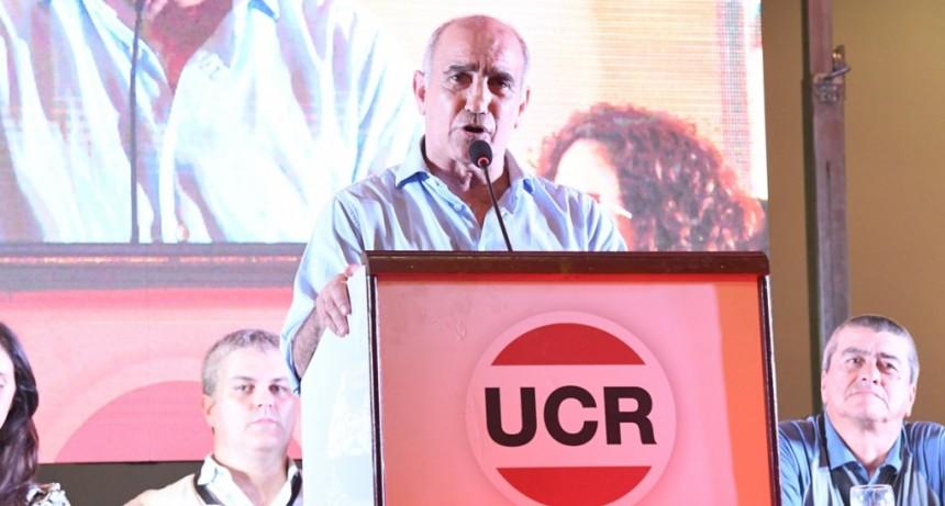 La UCR Bonaerense ratificó Cambiemos