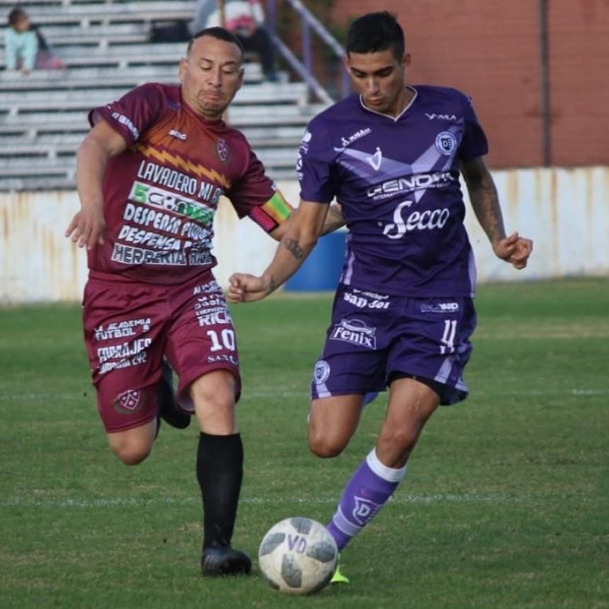 Liga Campanense: 3° Fecha Villa Dálmine perdió con  Deportivo San Cayetano