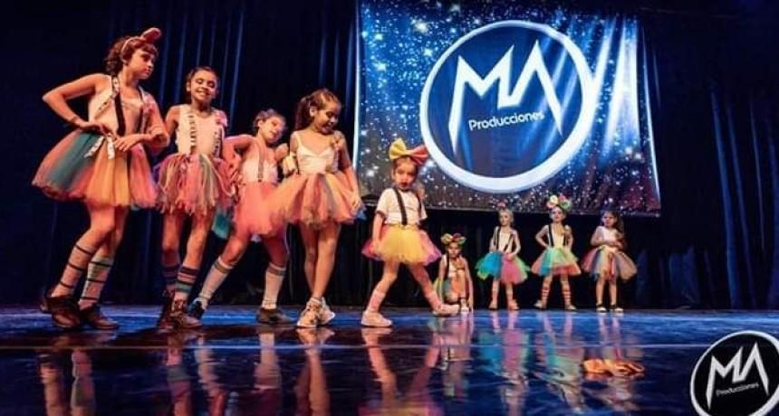 Alumnas del Taller Municipal de Danzas se lucieron en importante competencia
