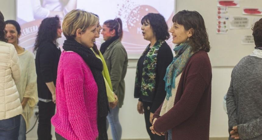 Impulsar: se realizó una nueva capacitación para mujeres emprendedoras