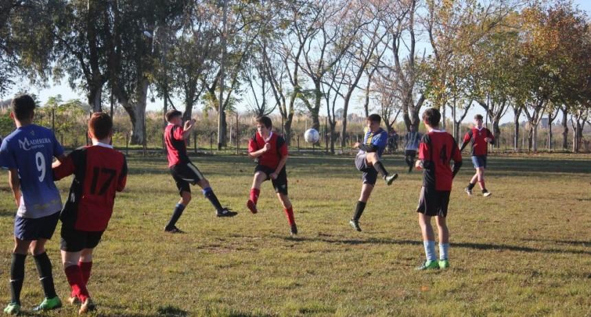 Juegos Bonaerenses 2019: se disputó la etapa local de Fútbol Escolar Abierto