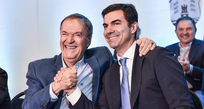 Urtubey con Schiaretti en Córdoba: Nosotros somos la oposición a este gobierno