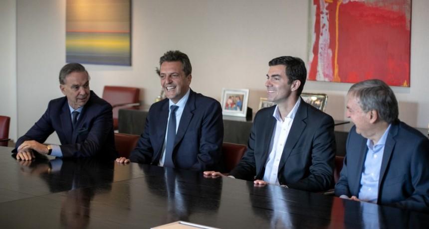Los referentes de Alternativa Federal se reunieron en Córdoba