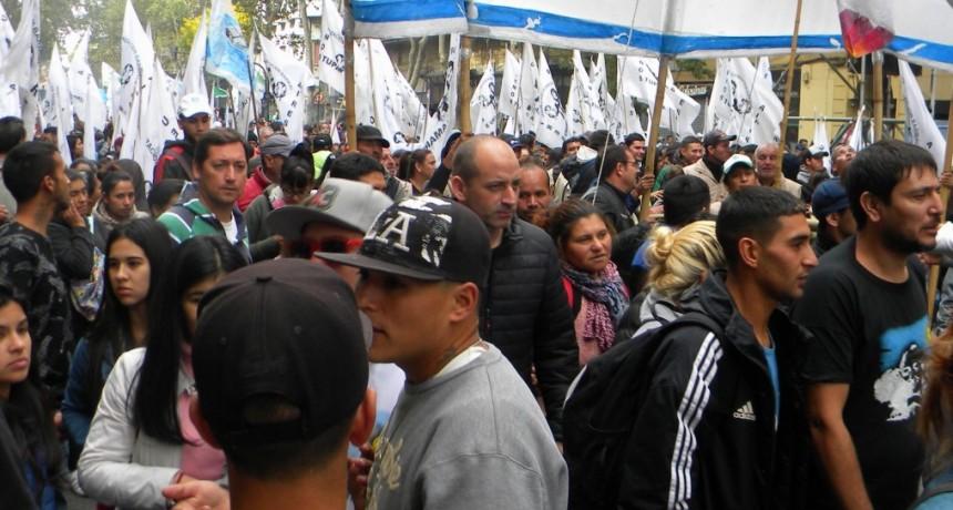"""Colella: """"El acatamiento del paro demuestra que la gran mayoría de los argentinos se sienten engañados"""""""
