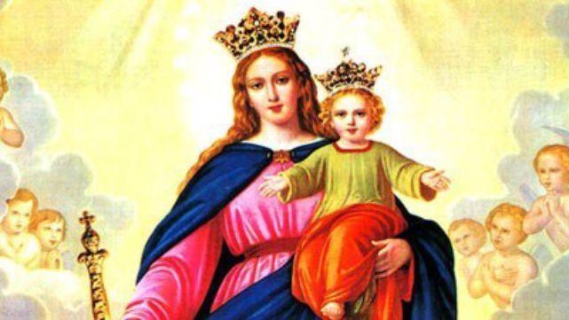 La iglesia recuerda hoy a María Auxiliadora