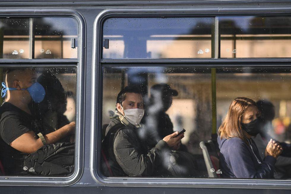 Informan sobre protocolo y recomendaciones para el uso responsable del transporte público
