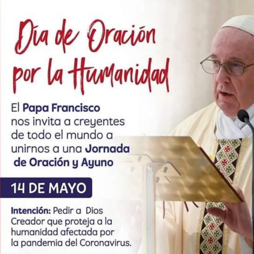 14 de mayo : Día de oración por la Humanidad