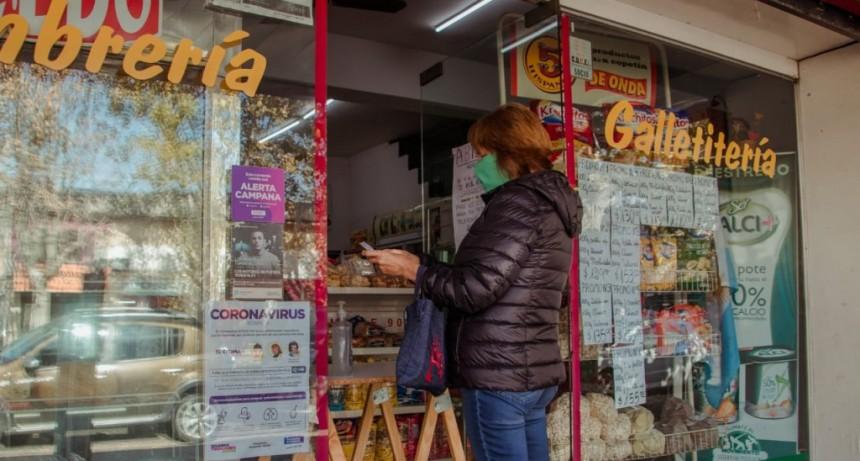 La Provincia volvió a ratificar la negativa para abrir peluquerías, centros de estética y tiendas
