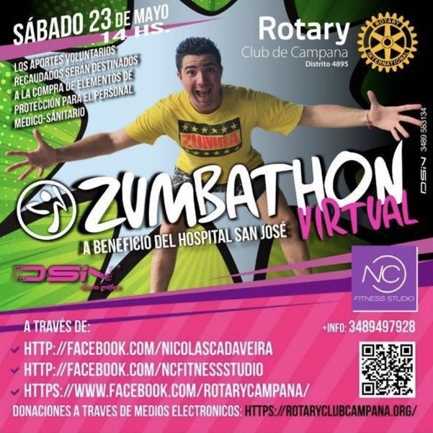 Nueva actividad solidaria programada por Rotary Club Campana