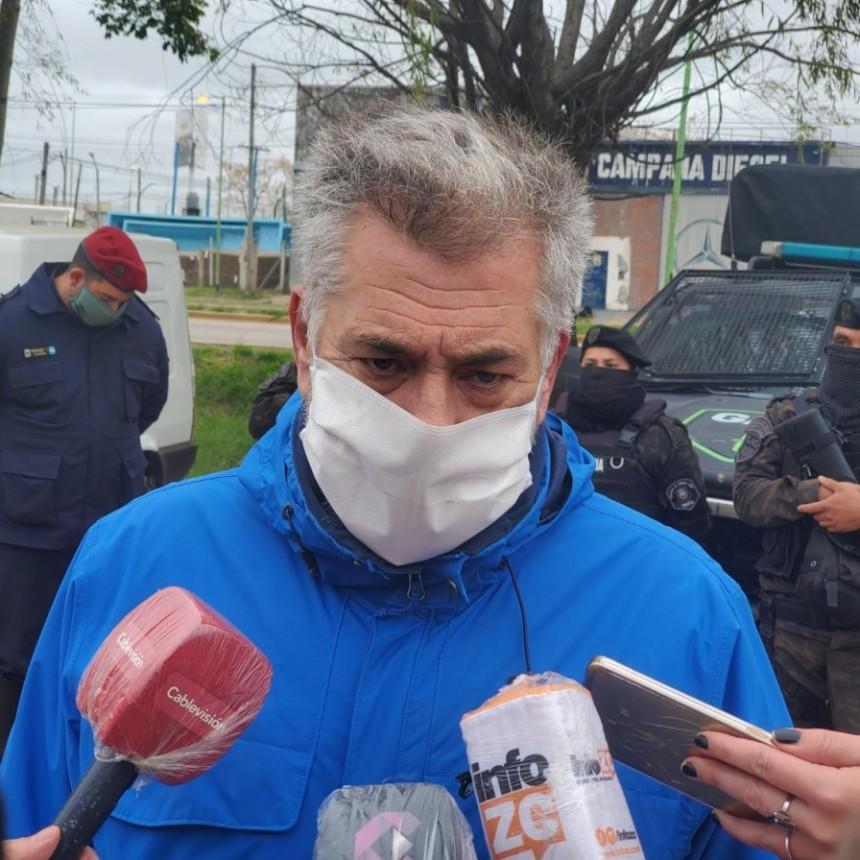 """Milano: """"Los vecinos tienen que entender que seguimos en cuarentena"""""""