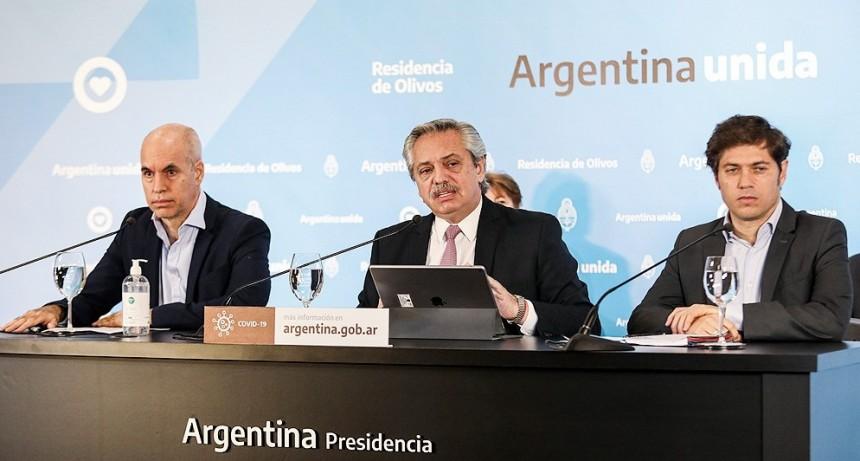 Rodríguez Larreta: En términos de pandemia, no hay límite entre Provincia y Ciudad