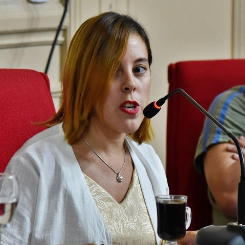 Romina Carrizo se reunirá con vecinos solidarios  del barrio Los Pioneros